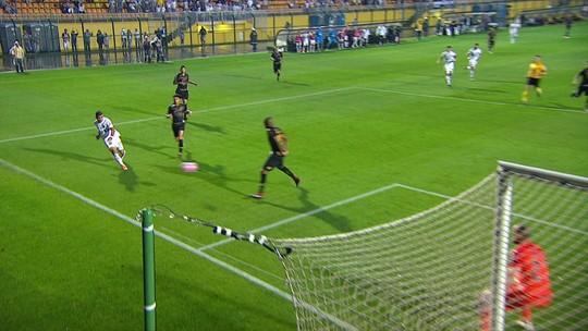 Análise: o Santos de Cuca é time de Libertadores