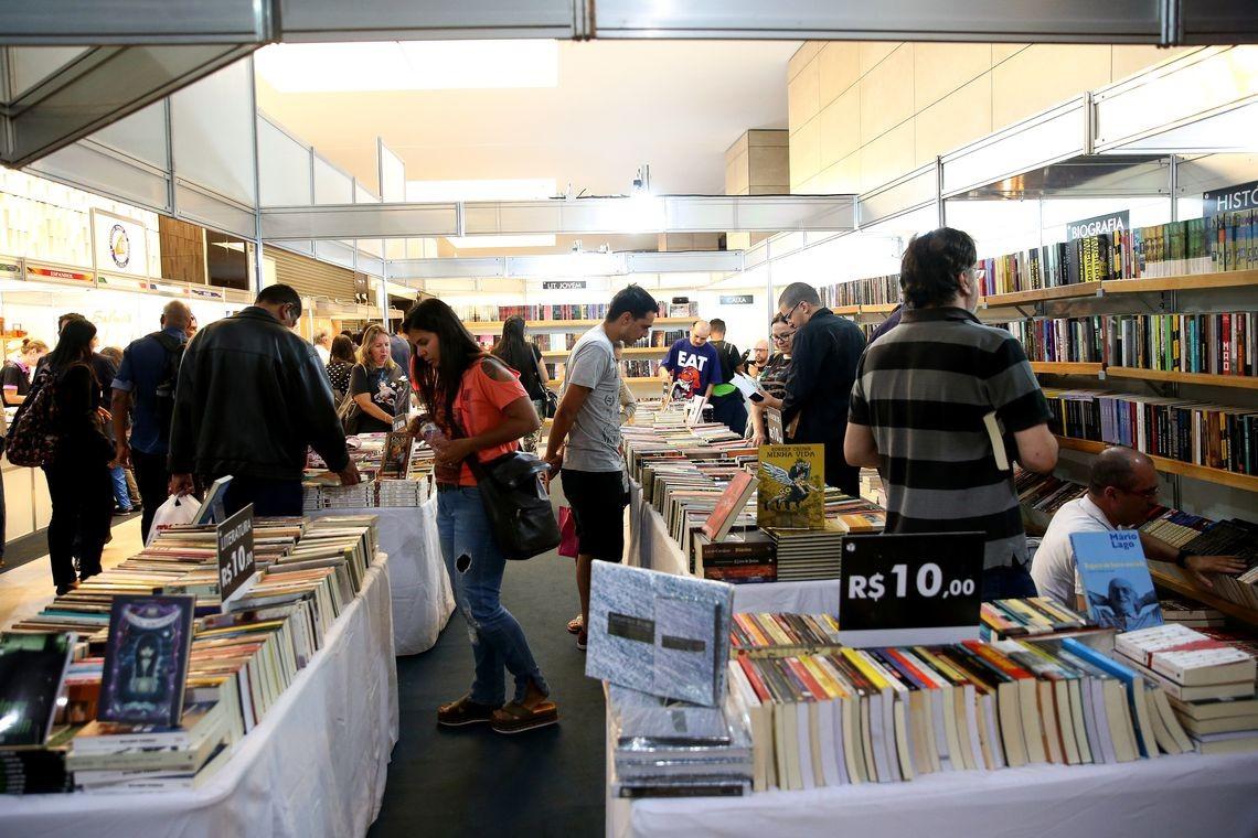 livraria - livros (Foto: Wilson Dias/Agência Brasil)