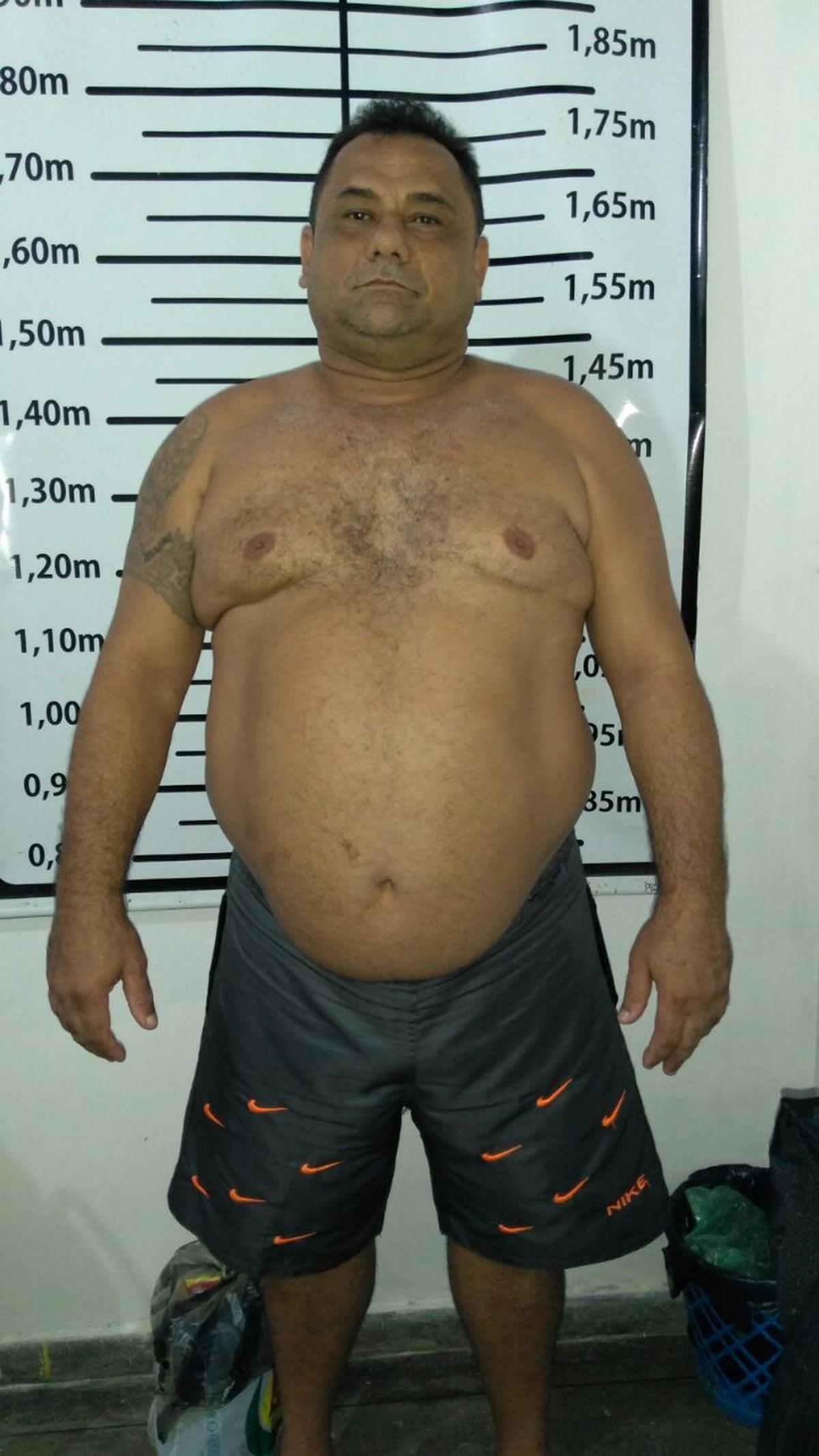 Polícia cumpre mandado de prisão contra detento que responde por 7 crimes em RR