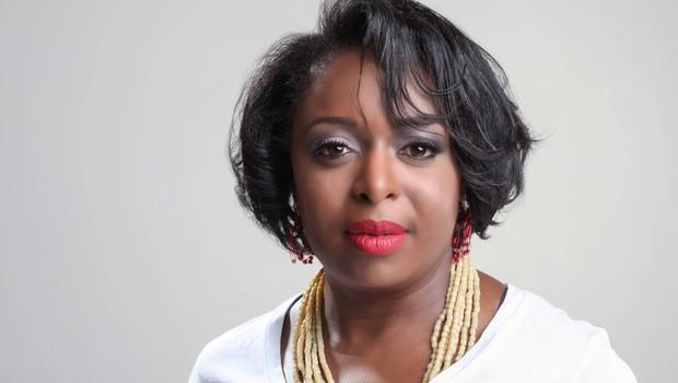 Kimberly Bryant, fundadora da Black Girls CODE, discutiu sobre a participação de mulheres negras na programação. (Foto: Divulgação)