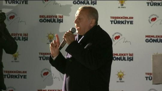 Oposição a Erdogan vence eleição para prefeitura da capital da Turquia