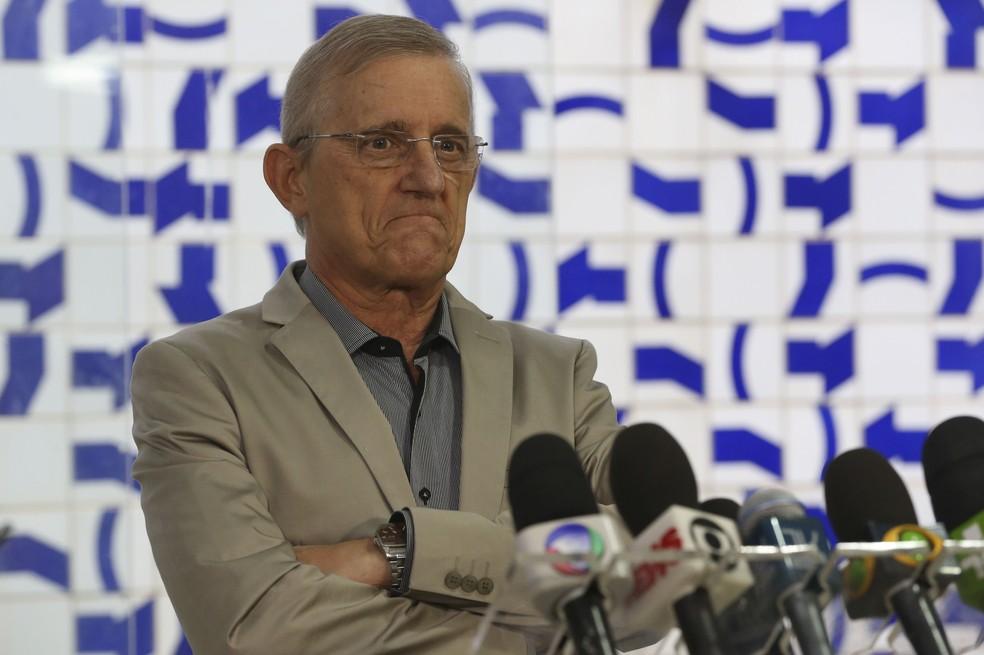 O deputado Darcísio Perondi (PMDB-RS) (Foto: José Cruz/Agência Brasil)