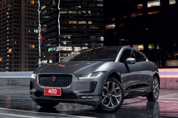 Jaguar i-pace (Foto: Bruno Guerreiro)