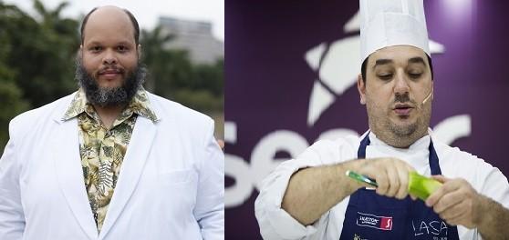 Ed Motta e Rafa Costa e Silva