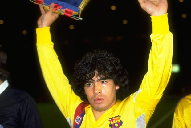 Maradona (Foto: Getty Images)