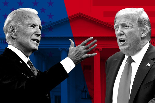 Na terça-feira, americanos irão às urnas decidir quem ocupará a Casa Branca pelos próximos dois anos: Joe Biden ou Donald Trump
