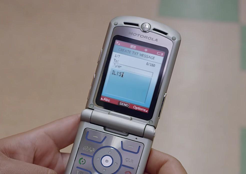 Motorola poderá reviver clássico V3 com tela dobrável — Foto: Divulgação/Motorola