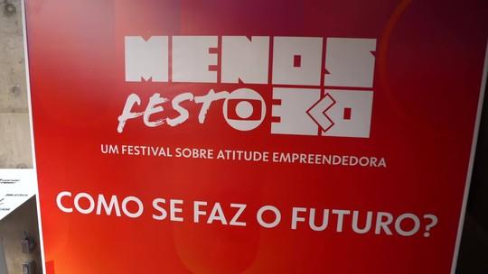 Confira como foi a 5ª edição do Menos30 Fest