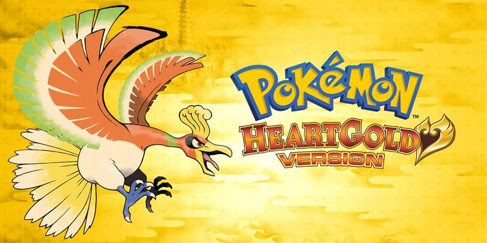 A Edição Limitada de Pokémon HeartGold foi um grande sucesso — Foto: Divulgação/Nintendo