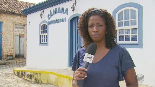 Câmara de Vereadores vota cassação de prefeita de São Tomé das Letras