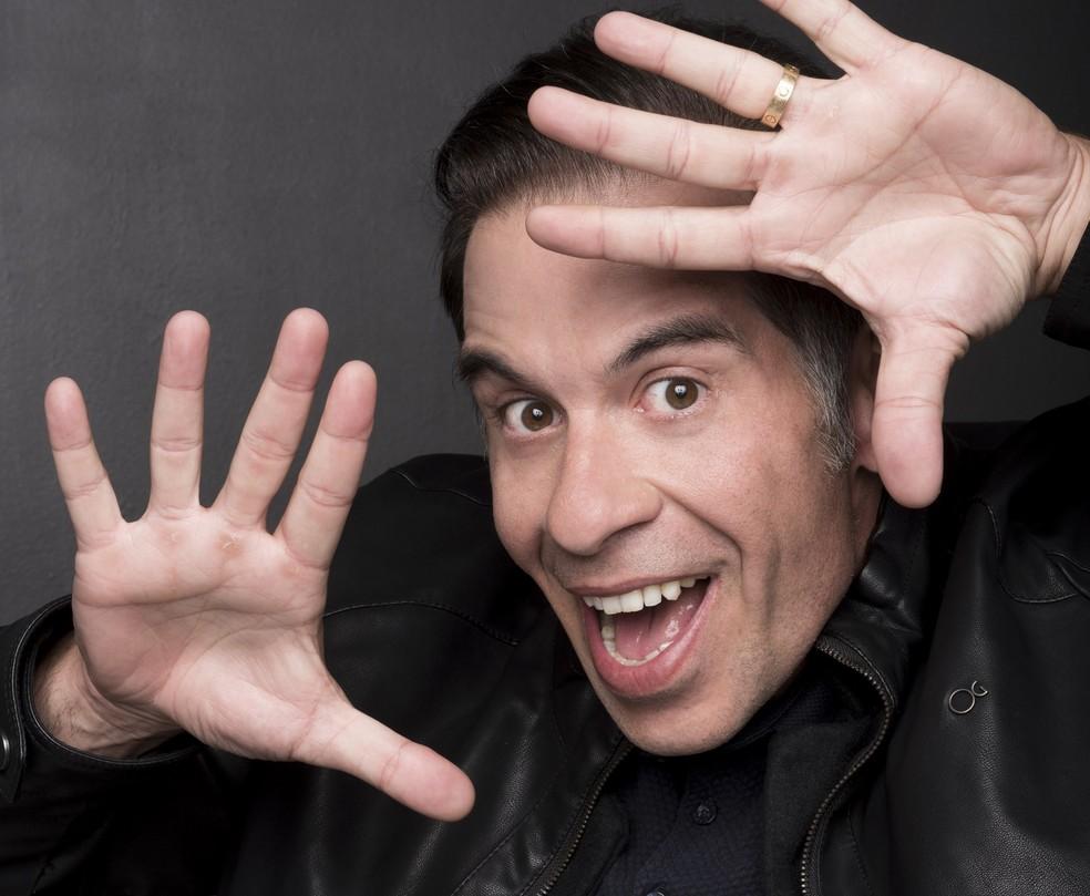 Comediante Leandro Hassum  — Foto: Divulgação