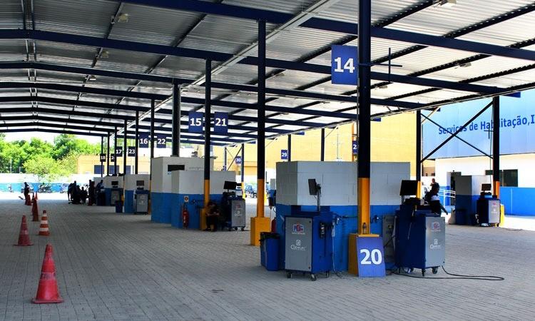 Detran-RJ reabre 42 postos de serviço no interior nesta segunda-feira