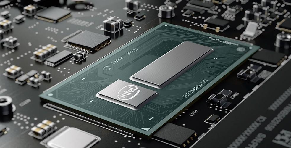 Intel Core i7 8700K é um processador de oitava geração lançado em 2017 — Foto: Divulgação/Lenovo