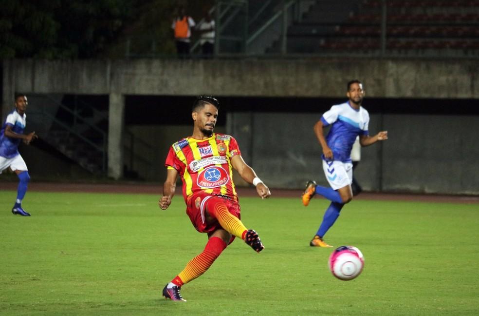 Rayllan foi um dos destaques do Juazeirense durante o Campeonato Baiano