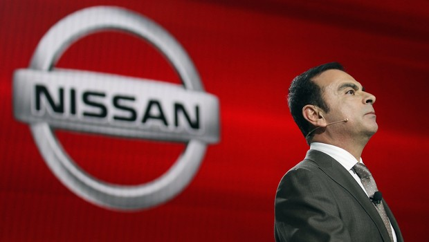 NEW YORK, NY - APRIL 04: Nissan President and CEO Carlos Ghosn introduces the new 2013 Nissan Altima at the New York International Auto Show at the Jacob Javits Convention Center on April 4, 2012 in New York City. The New York International Auto Show feat (Foto: Mario Tama/Getty Images)