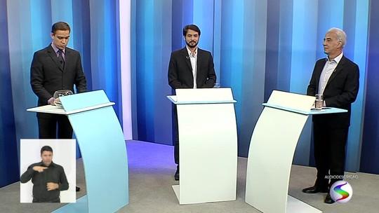 Debate reúne candidatos que disputam 2º turno em Volta Redonda