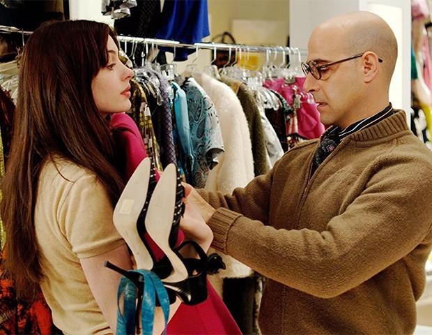 Aprenda como organizar o guarda-roupa com as nossas dicas (Foto: Divulgação / O Diabo Veste Prada)