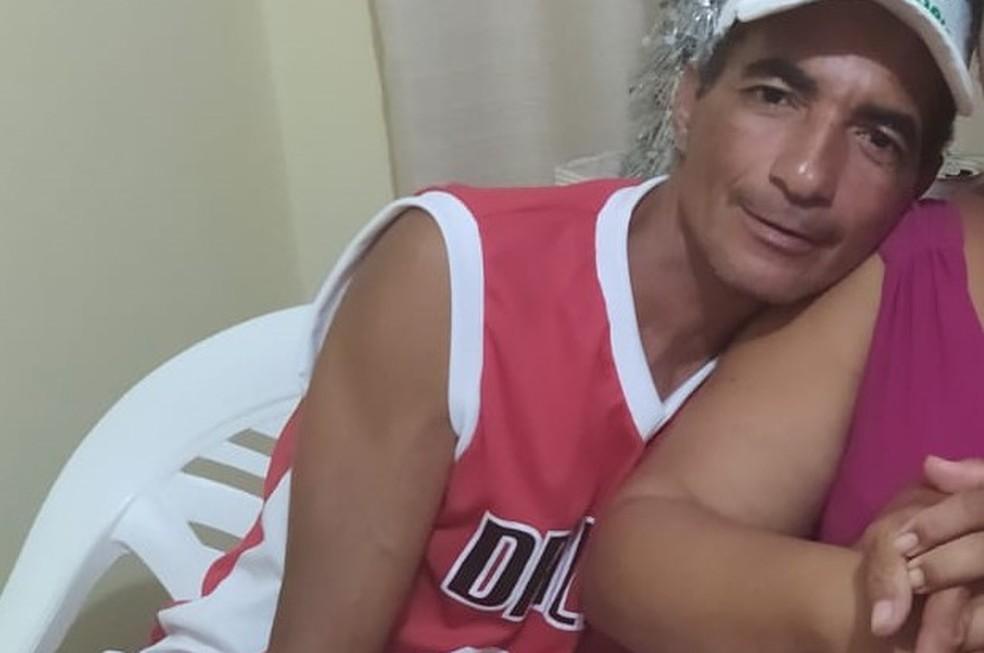 Juraci Alves da Silva, de 42 anos, desapareceu após sair da fazenda onde mora, em Itabuna.  — Foto: Arquivo Pessoal