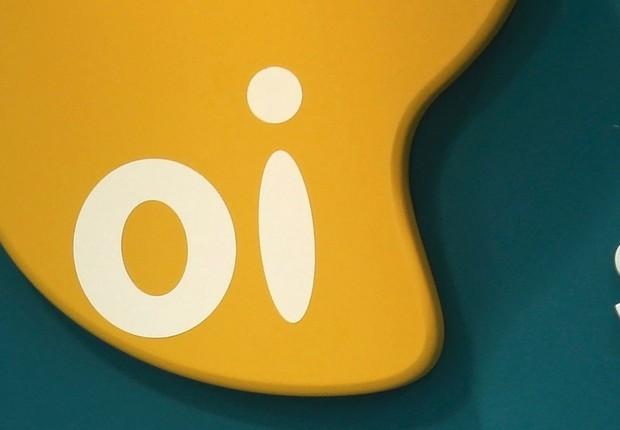 Logo da operadora Oi é visto em loja da empresa de telefonia (Foto: Nacho Doce/Reuters)
