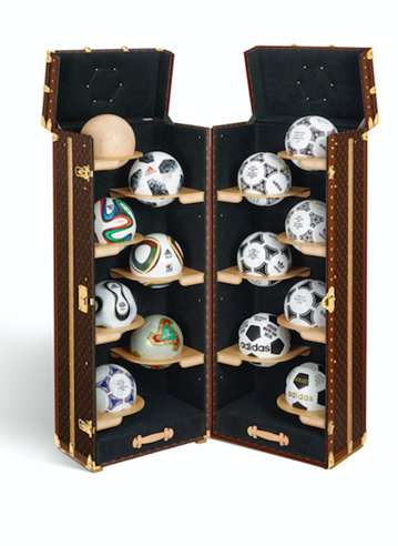 FIFA World CupTM Official Match Ball Collection Trunk