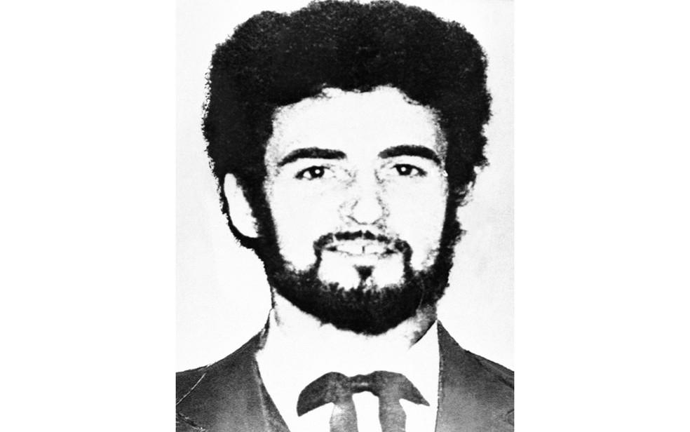 Peter William Sutcliffe, o estripador de Yorkshire, em foto de 1978 — Foto: AP Photo