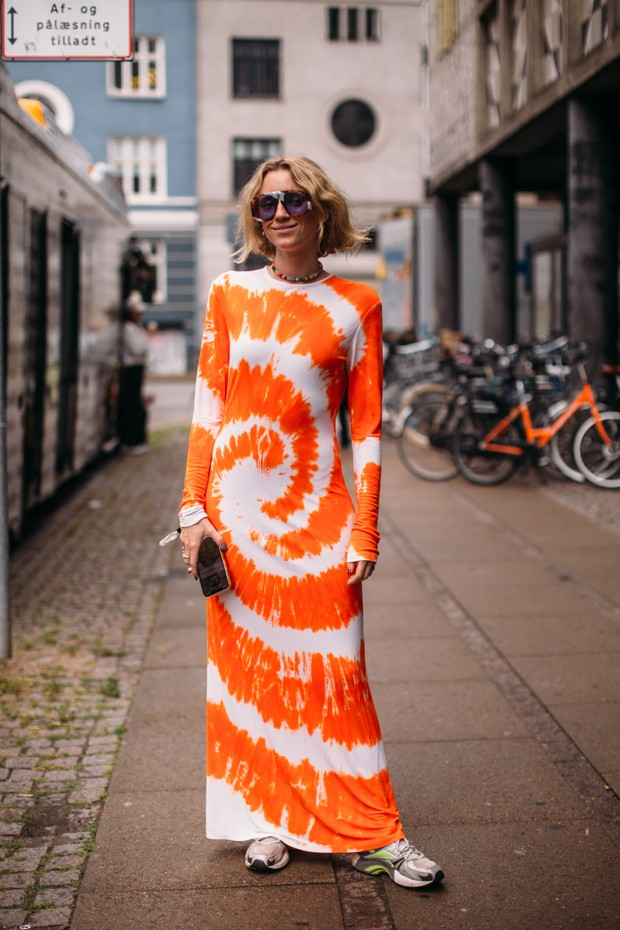 Estilo de la calle de Copenhague (Foto: Imaxtree)