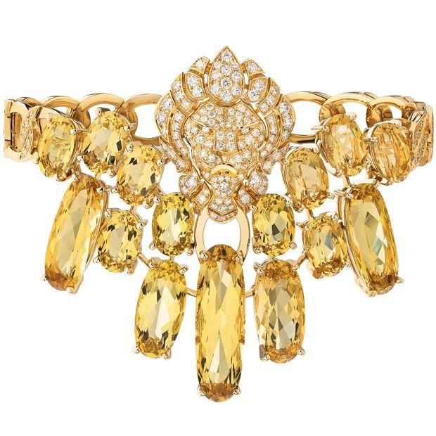 Bracelete Chanel (Foto: Divulgação)