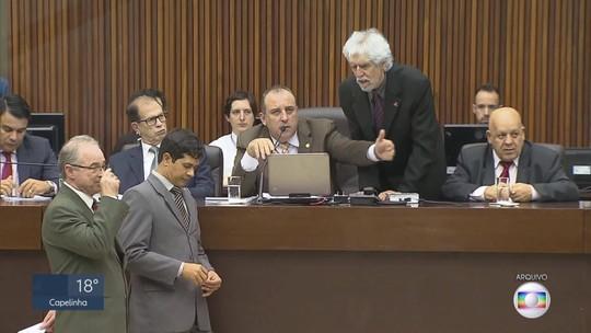 Gabinete de Wellington Magalhães pede reforço de segurança na volta do vereador à Câmara