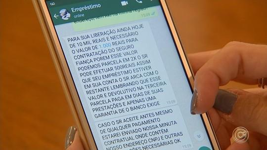 Criminosos usam dados de financeira para aplicar golpes pelo Brasil