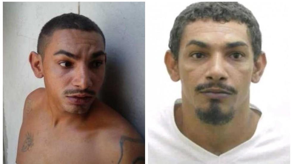 Cícero Garcia, suspeito de raptar três jovens na zona rural de Iguatu, foi preso devido um mandado de prisão em aberto por conta da Operação Carcará. — Foto: Polícia Civil/ Divulgação