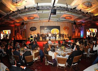 A edição de 2017 da premiação ABQM Awards, o Oscar do Quarto de Milha (Foto: Fábio Cabrera/ABQM)