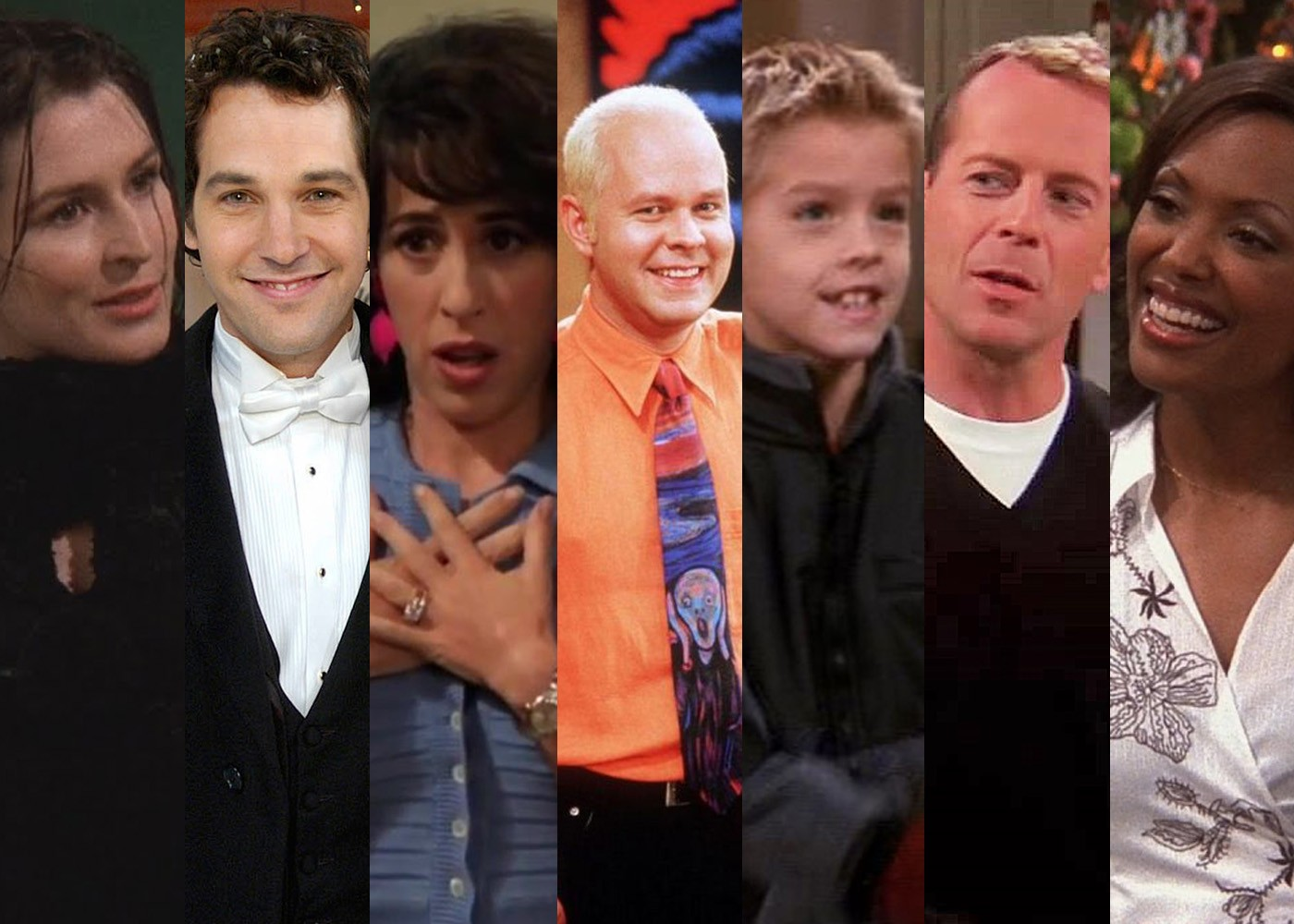 Janice, Gunther, Ben, Emily, Mike, Dr. Richard... Os coadjuvantes mais lembrados de 'Friends' - Notícias - Plantão Diário