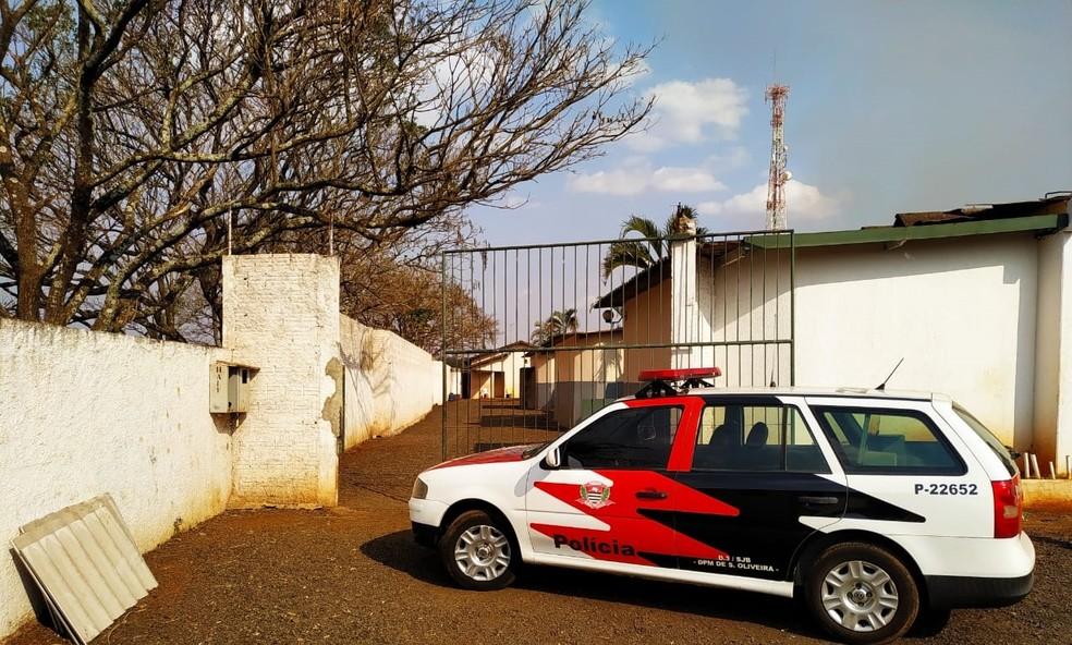Polícia Civil prende coordenador de clínica de reabilitação em Sales de Oliveira (SP) — Foto: Divulgação / Polícia Civil