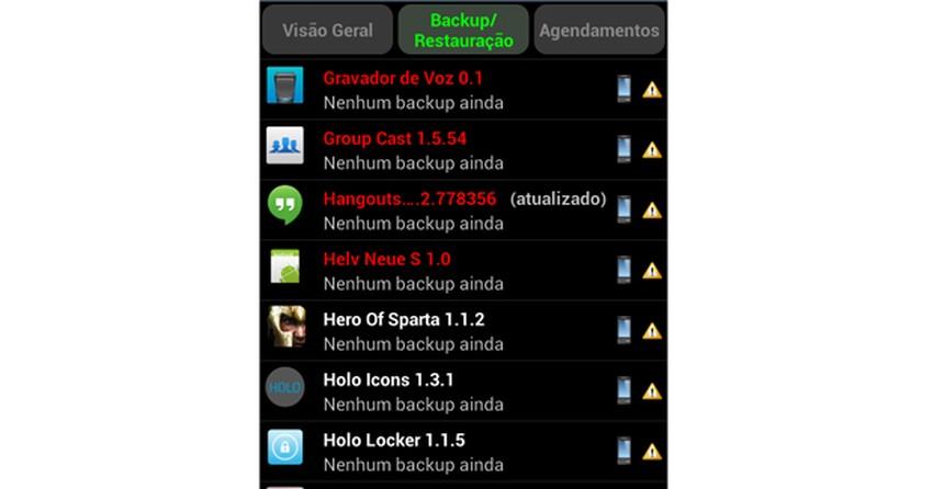 Como excluir os apps Android que já vêm instalados de fábrica
