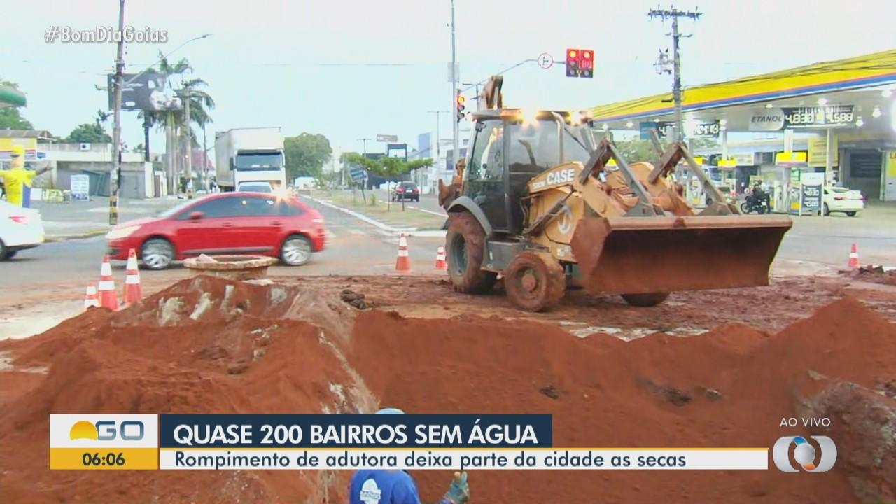VÍDEOS: Bom Dia Goiás desta terça-feira, 21 de setembro de 2021