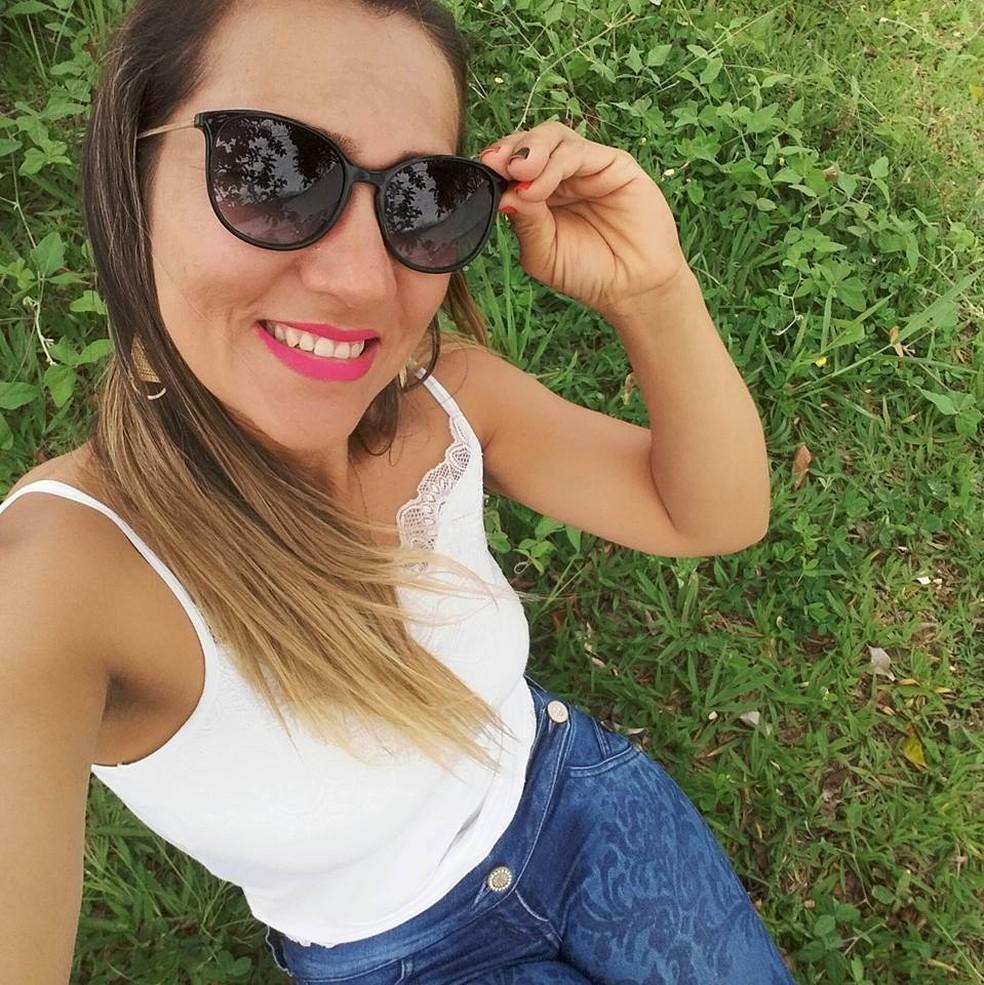 Josielda Pereira foi encontrada morta em São Sebastião (Foto: Arquivo Pessoal)