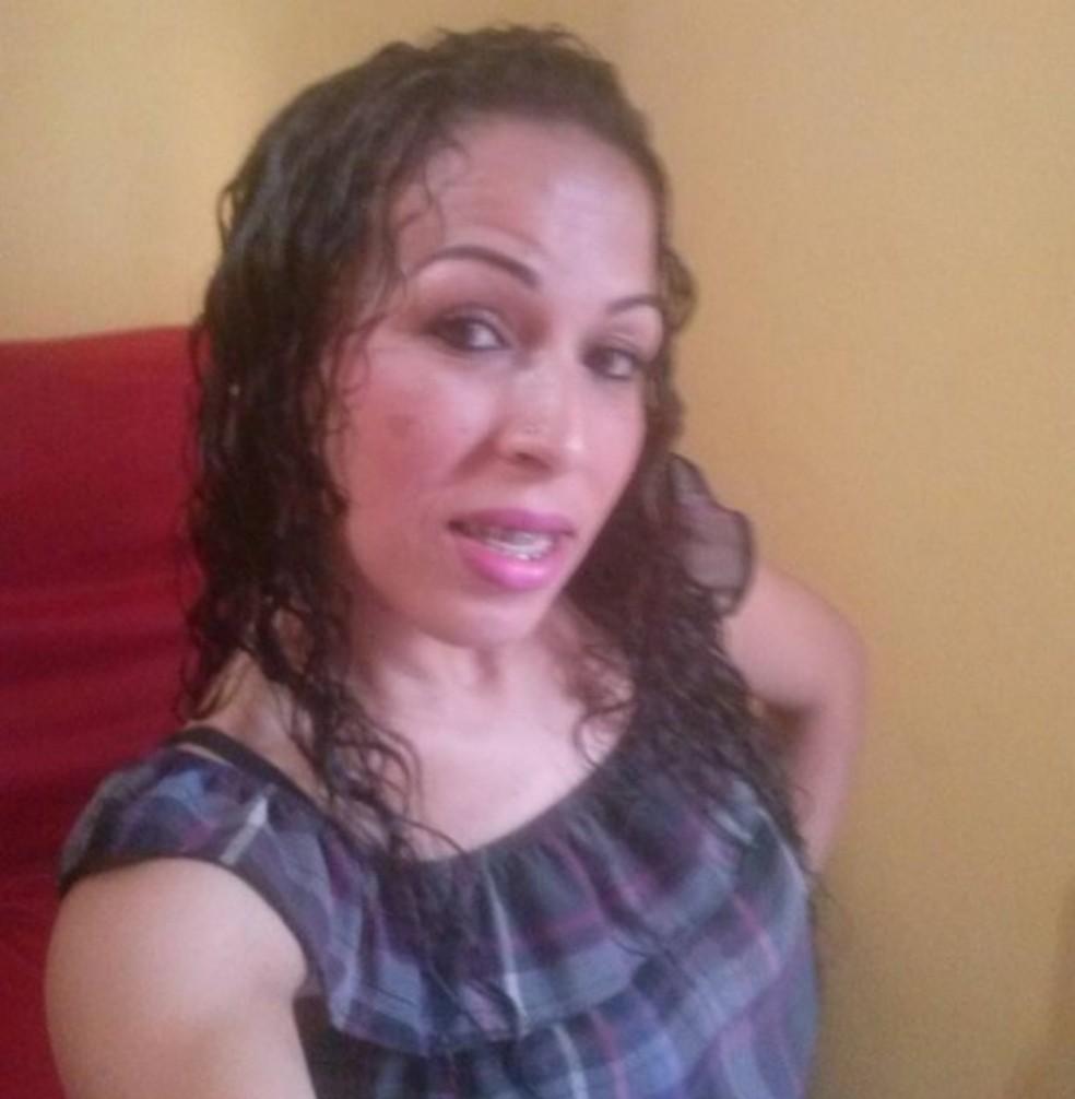 Katyara, grA?vida de 5 meses, foi encontrada morta em Belford Roxo (Foto: ReproduA�A?o/Redes Sociais)