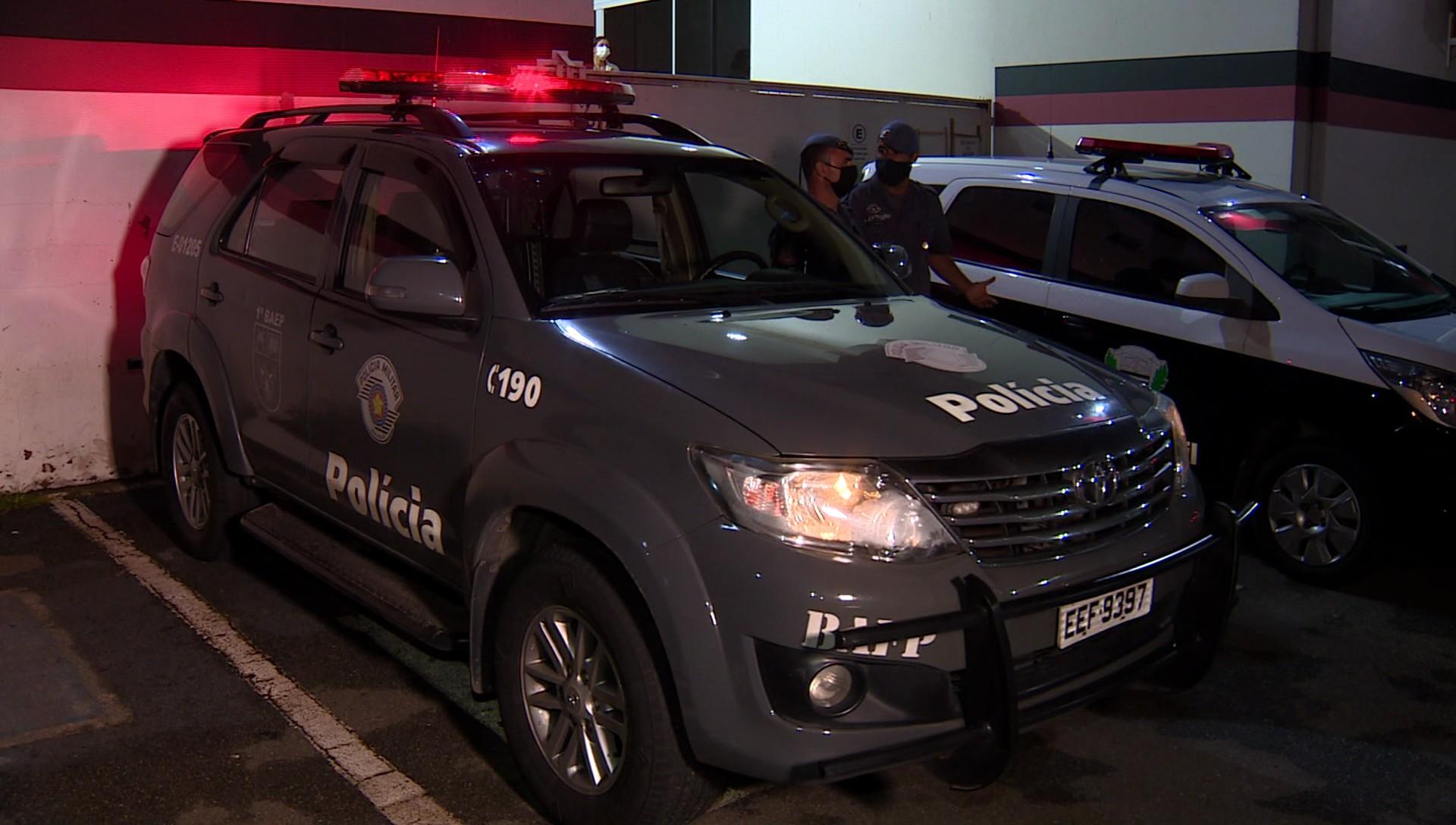 Suspeito de assaltar depósito de gás e de ameaçar colocar fogo em vítimas é preso em Campinas