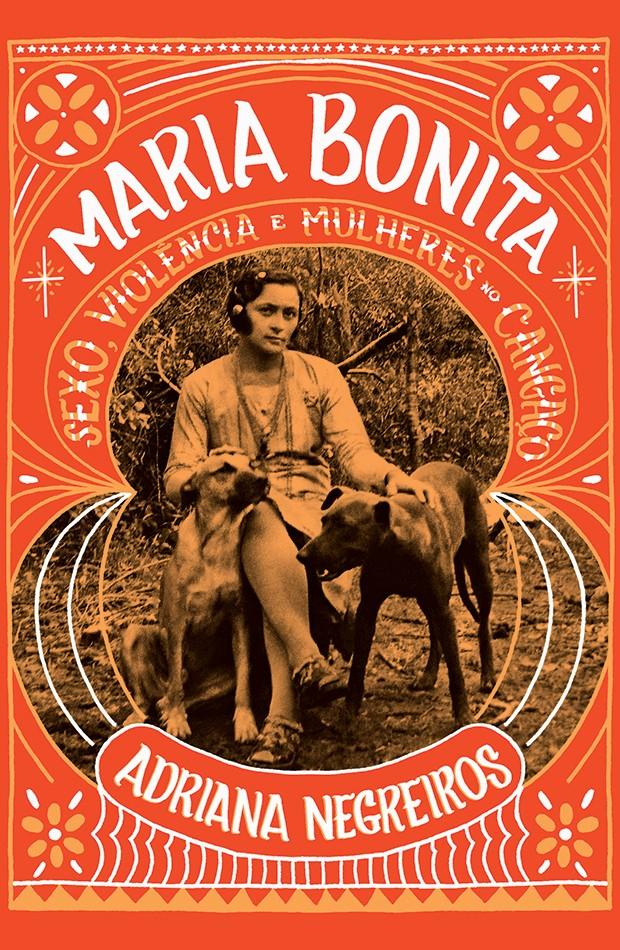 Maria Bonita - A capa do  livro (Foto: Divulgação)