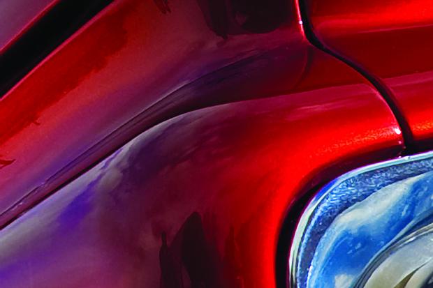 carro vermelho (Foto: divulgação)