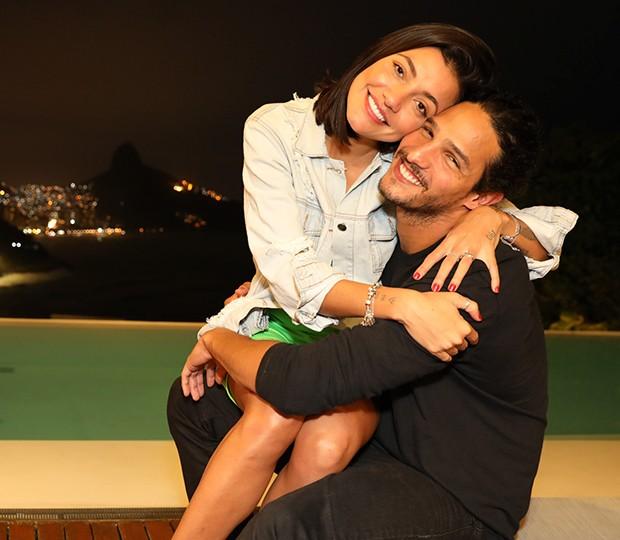 João Zoli e Gabi Prado (Foto: Leo Lemos/ Ed. Globo)