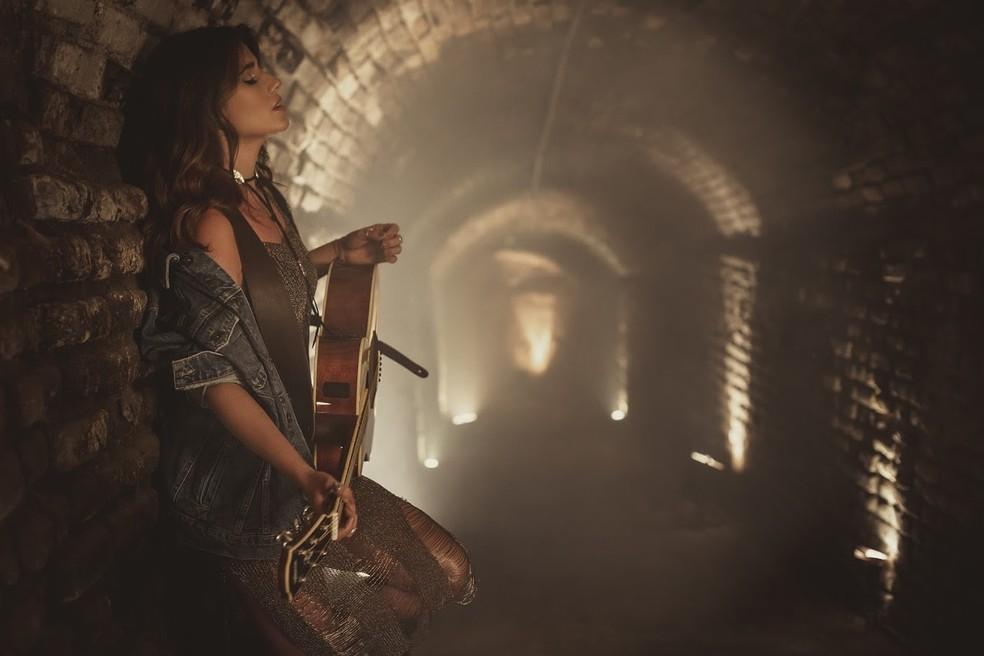 Paula Fernandes (Foto: Divulgação / Universal Music)