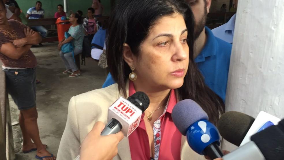 Rosinha Matheus (Foto: Fernanda Rouvenat/ G1)