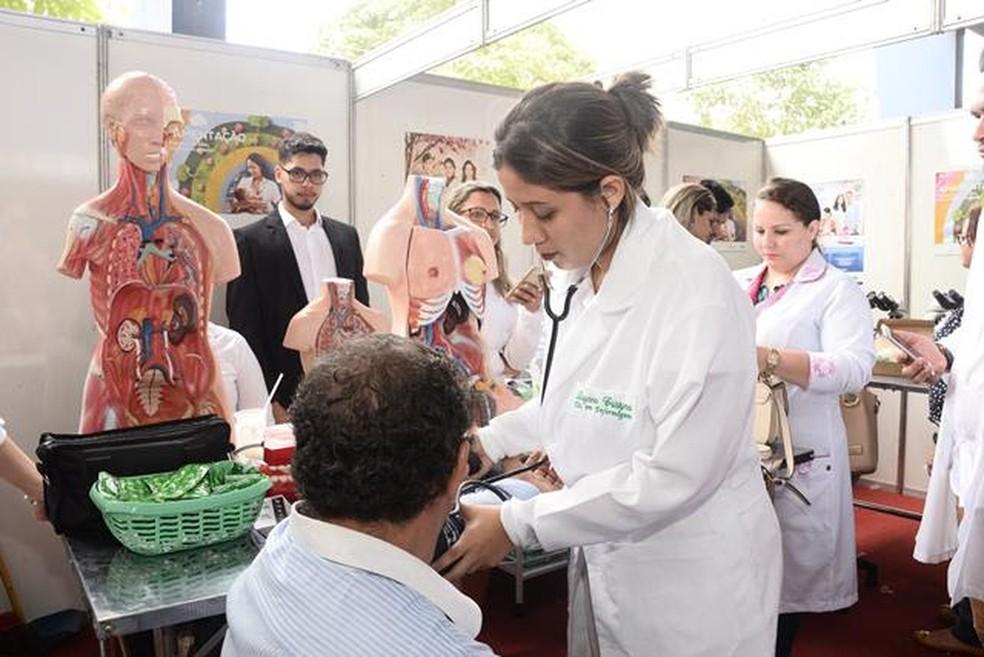 -  Centro Graziela Reis de Souza, em Macapá, abre vagas para cursos em técnico em enfermagem e cuidados de idosos  Foto: Erich Macias/SecomErich Macias/