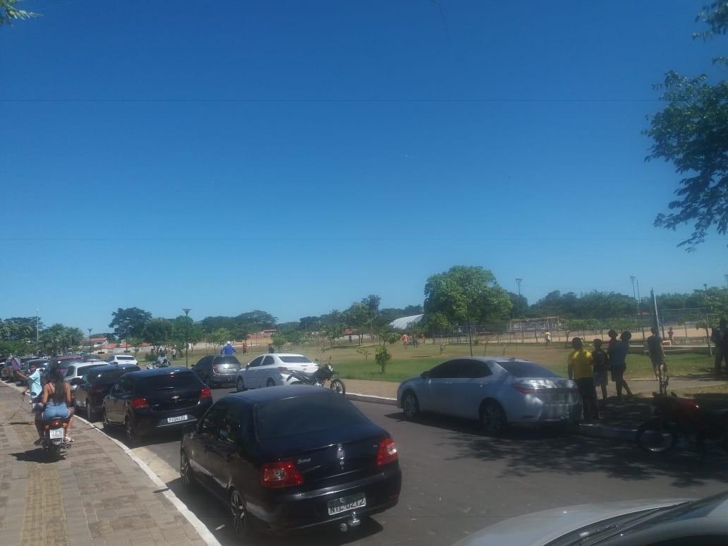 Teresinenses desrespeitam medidas de isolamento e se aglomeram no Parque Lagoas do Norte