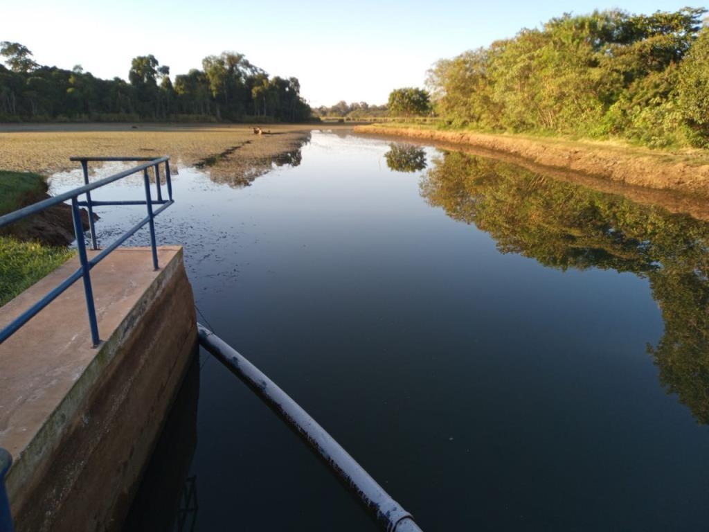 Nível da lagoa de captação do Rio Batalha cai e rodízio tem novo sistema em Bauru