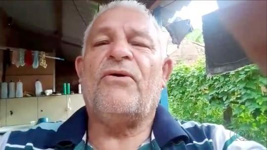 Em vídeo, pai ensina a pronunciar os nomes das filhas Chislihilquia, Chelmahilquia e Charahilquia