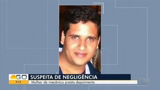 Viúva pede que MP não deixe morte de mecânico por suspeita de negligência 'cair no esquecimento', em Jussara