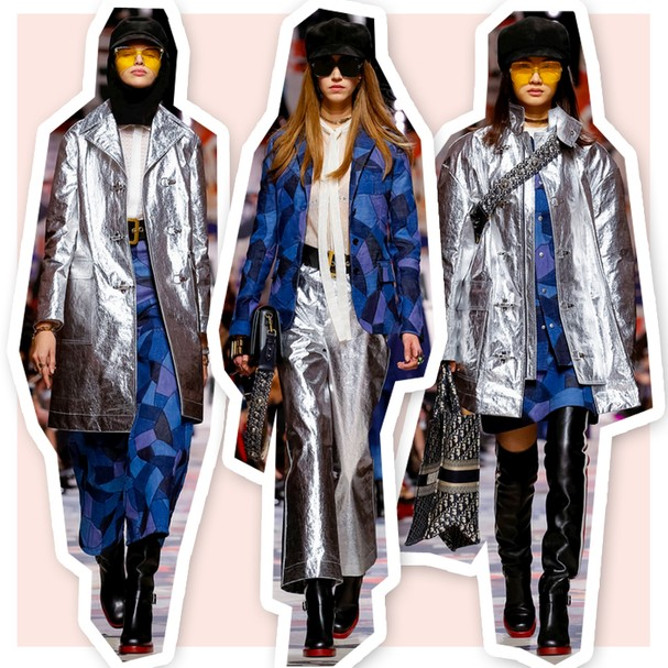 Dior inverno 2019 (Foto: Reprodução)