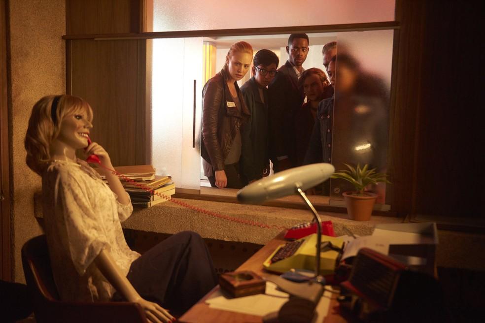 Cena do filme 'Escape Room' — Foto: Divulgação